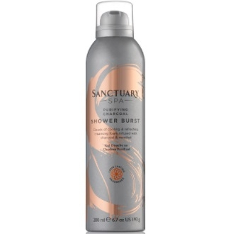 Sanctuary SPA Shower Burst Charcoal 200 ml
