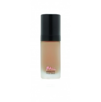 Mii Absolute Face Base 30ml Utterly Honey 03