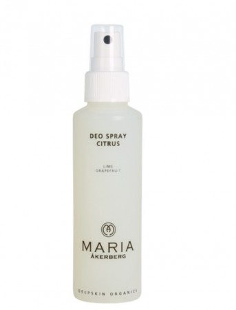 MÅ DEO SPRAY CITRUS, 125ML