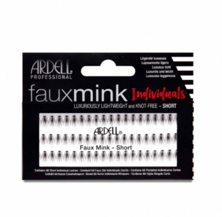 Ardell Faux Mink Individuals Short Black (60058)