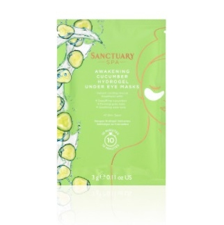 Sanctuary SPA Awakening Cucumber Hydrogel Eye Patches 1par