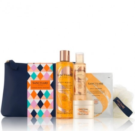 Sanctuary SPA Ultimate Travel Bag 2020