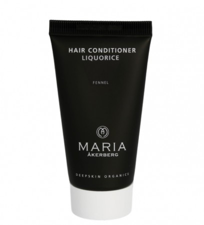 MÅ HAIR CONDITIONER LIQUORICE, 30ML