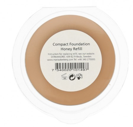 MÅ COMPACT FOUNDATION HONEY, REFILL